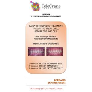Corso della Dottoressa Marie-Josèphe Deshayes 2017