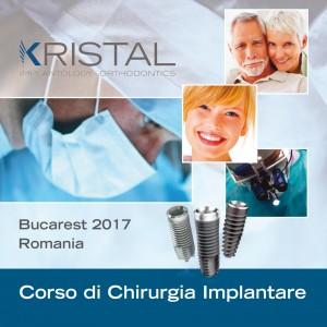 Corso di chirurgia implantare 2017