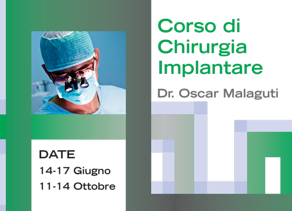 Corso di Chirurgia Implantare Dr. Oscar Malaguti