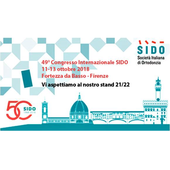 Saremo presenti al 49° Congresso Internazionale SIDO