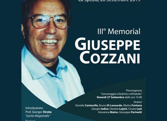 III° Memorial GIUSEPPE COZZANI