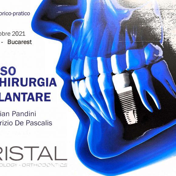 Corso teorico-pratico 2021 Bucarest